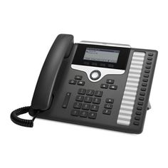 Cisco 7861 IP phone Black,Silver Wired handset LCD 16 lines Software, Cisco Systems, Shops, Caller Id, Best Phone, It Network, Water Pipes, Office Phone, Landline Phone