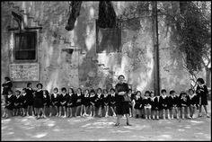 Bruce Davidson  ITALY. Sicily. 1961.