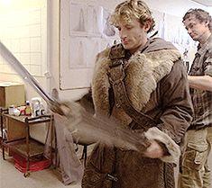 Tolkien Books, Jrr Tolkien, Sherlock Holmes Benedict, Sherlock Bbc, Benedict Cumberbatch, Lotr Cast, Dean O'gorman, Concerning Hobbits, Lord