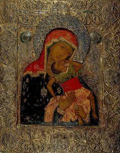 Christian Artwork, Decoupage, Russian Icons, Byzantine Icons, Hail Mary, Orthodox Icons, My Favorite Image, Sacred Art, Religious Art