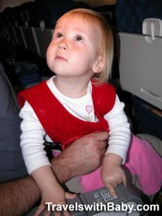 Travels with Baby - very detailed website on traveling with infant, toddler or preschooler(s)
