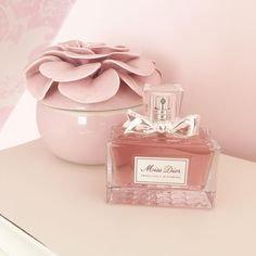 The loveliest scent from Miss Dior.