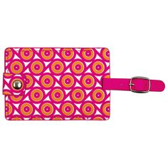 Modern Home Accessories | Luggage Tag | Jonathan Adler