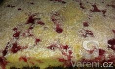 Jednoduchá a velice dobrá buchta bez vážení Pudding, Desserts, Food, Tailgate Desserts, Deserts, Custard Pudding, Essen, Puddings, Postres