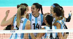 Blog Esportivo do Suíço: Argentina vence Pré-Olímpico e garante vaga no vôlei feminino para Rio-2016