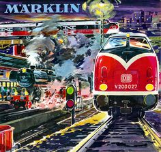 1962-63 Marklin catalogus