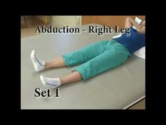 ▶ Knee Surgery Pre op strengthening exercises - YouTube