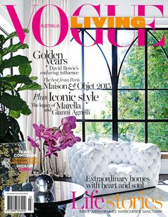 Vogue Livings May June 2015 Issue Is On Sale Now Read The Editors Letter Here