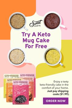 Single Sample Pouch w/ Shipping Keto Chocolate Cake, Bowl Of Cereal, Keto Mug Cake, Keto Brownies, My Dessert, Stay True, Low Carb Desserts, Spikes, Yummy Cakes