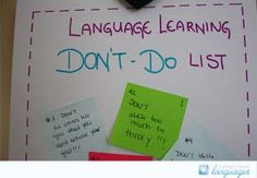 10 Things you should add to your language learning DON'T-DO-LIST - I simply love languages Love Languages, Other People, Cards Against Humanity, Inspirational, Ads, Motivation, Learning, Blog, Studying