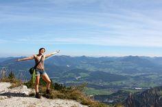 Blick vom Untersberg #Österreich #austria #reisen #travel #trekking #hiking #Alpen