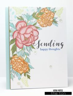 Ling's Design Studio: The Ton Spring Release Day 2