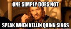 Kellin Quinn/ Sleeping with Sirens