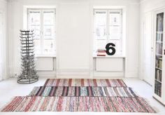 RugCycle - old rugs stitched together