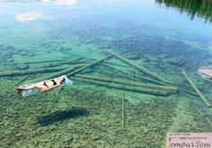 Flathead Lake Montana USA