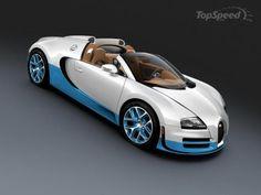 2013 Bugatti Veyron Grand Sport Vitesse Special Edition