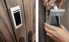 Xentry: Turns Your Old Smartphone Into A Digital Peephole #technology
