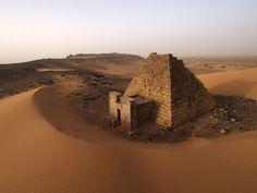 Meroe, Sudán