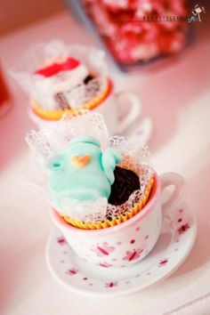 Alice in Wonderland 6th Birthday Party - Kara's Party Ideas - The Place for All Things Party