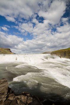 Waterfall @ iceland