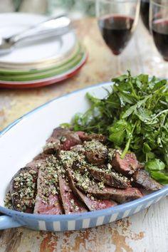 【ELLE a table】牛肉のタリアータレシピ|エル・オンライン