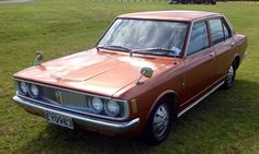 Toyota Corona 1972 Classic Japanese Cars, Japanese Sports Cars, Vintage Japanese, Toyota Corona, Germany And Italy, Shooting Brake, Classy Cars, Import Cars, Old Cars
