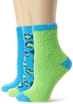 TOPSELLER! K. Bell Socks Womens 3 Pair Pack Leop... $6.00