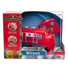 Chuggington - Remote Control Wilson