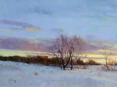 Peter Fiore, Winter Twilight