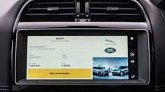 Jaguar and Shell now let you pay for gas no wallet required Read more Technology News Here --> http://digitaltechnologynews.com Jaguar has announced a new way to pay at the pump teaming up with Shell to create an app that allows drivers to purchase fuel in-car.  Available for the Jaguar F-Pace F-Type XF and XE models in addition to the latest ranges from Land Rover the newly announced Shell app uses Apple Pay or PayPal to make purchases all within the car's dashboard at participating Shell…