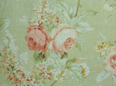 Fabulous English Linen Fabric for Dresses or Home Decor