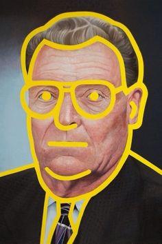 Erik B. Hoglund in Portrait