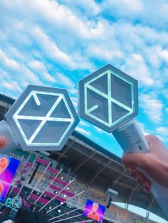 someday I'll bring my lighstick to the biggest exo concert