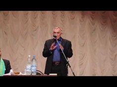 2013 Выступление Владимира Николаевича Мегре в Доме офицеров г.Белгород