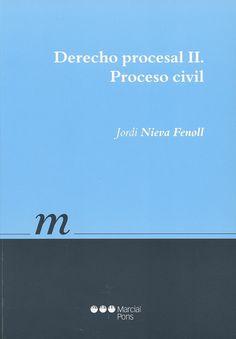 "https://flic.kr/p/sUZe65 | Derecho procesal II (Proceso civil) / Jordi Nieva Fenoll, 2015 | <a href=""http://encore.fama.us.es/iii/encore/record/C__Rb2660016?lang=spi"" rel=""nofollow"">encore.fama.us.es/iii/encore/record/C__Rb2660016?lang=spi</a> B E 347.9(035) NIE vol. 2"