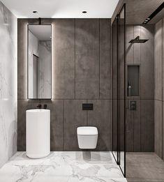 Home Decor Cozy 2 Modern Home Designs With Colourful Twists.Home Decor Cozy 2 Modern Home Designs With Colourful Twists Bathroom Design Luxury, Modern Bathroom Design, Bath Design, Modern House Design, Modern Interior Design, Home Design, Luxury Bathrooms, Modern Toilet Design, Wc Design