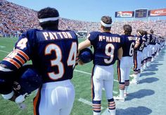 One of the greatest all around teams (in the truest sense of the term) that ever graced a football field...DA BEARS!