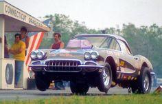 Vintage Drag Racing - Vette