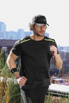 VK Spring 2014, Fitness, Captain Hat, Exercise, Hats, Mens Tops, T Shirt, Clothes, Fashion