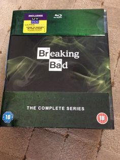 #Breaking bad complete #series 1-6 blu ray (new & including hd uv #code),  View more on the LINK: 	http://www.zeppy.io/product/gb/2/272354392172/