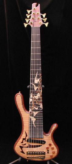 Jerzy Drozd basses are works of art