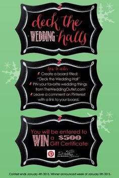 Wedding Gifts For USD500 : Your Favorite Wedding Things from @weddingoutlet and Win a USD500 Gift ...