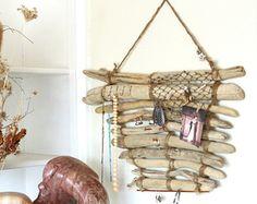 Driftwood Jewelry Holder 2'x2'