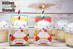 Sprinkles of Life Cupcake Candle Gift Card Holder Tutorial