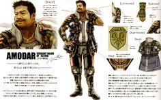 Final Fantasy XIII: Amodar
