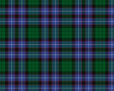 Hunter Clan Tartan for Dan perhaps....other side of the family