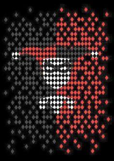Harley Quinn pattern