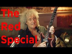 Queen guitarist Brian May talks about building The Red Special guitar - That Eric Alper  ||  Queen guitarist Brian May chats to Absolute Radio about how he built the famous Red Special guitar with his father many years ago, how important it's been to him and to Queen's work, and lots more detailed guitar-geekery…