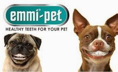 Take the #Emmipet Challenge  at www.Emmi-dent.com