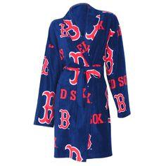 Boston Red Sox Ramble Womens' Robe by Concepts Sport - MLB.com Shop